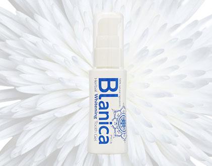 ホワイトニング歯磨きジェル『ブラニカ』