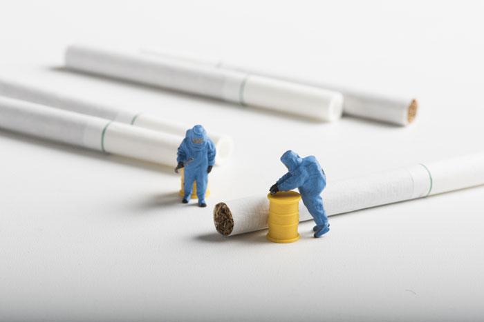 歯についたタバコのヤニは自宅で落とせるの?一番良い方法は何?
