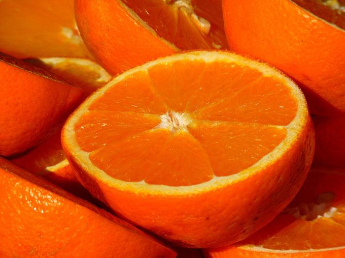 酸性の食べ物は着色を助長させる!