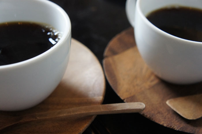コーヒーやタバコ