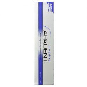 アパデント トータルケア歯磨き粉
