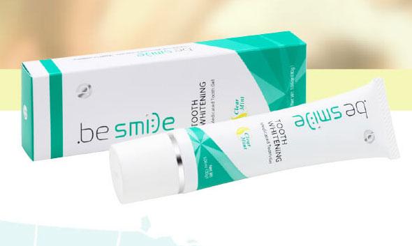ビースマイル歯磨き粉
